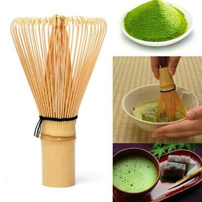 Matcha Chasen Bamboo Craft Whisk Tool Tea Ceremony Supplies 60-70 Prongs