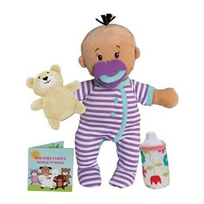 """Kids Baby Doll Toy 12"""" Soft Lavender Scent Toddler Toy Pretend Girl Gift New"""