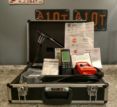 Used Testo 325-1 With Case and Extras!!