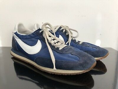 info for b9cd0 2d2af Very Rare NEW Vintage 1982 NIKE WAFFLE Shoes Oceania Cortez Size 11 MEN L2
