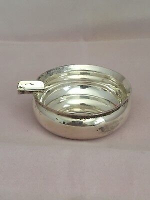 LUNT STERLING SILVER VINTAGE ASHTRAY 1169 PERSONAL ASHTRAY MINI 30 Grams