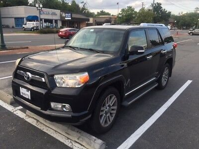 2010 Toyota 4Runner Limited 2010 Toyota 4Runner LIMITED TAILGATE EDITION.  $1750 of new maintenance.