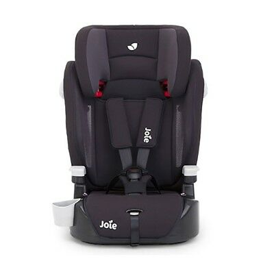Joie Elevate Group 1 / 2 / 3 Forward Facing Car Seat / Booster - Two Tone Black