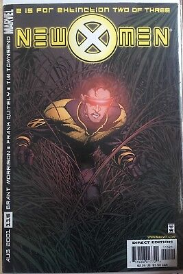 New Xmen 115 1st Apperance Negasonic Teenage Warhead Variant 1st Print X-Men