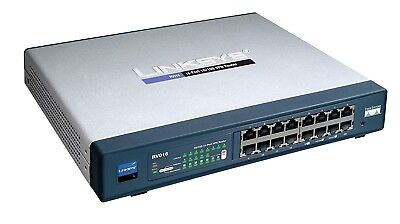 Pre-Owned Cisco RV016 Multi-WAN VPN Router Fully Operational
