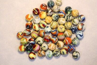 "Sammy's Mountain Marbles ""Buddys First Edition"" Pee Wee Marbles"