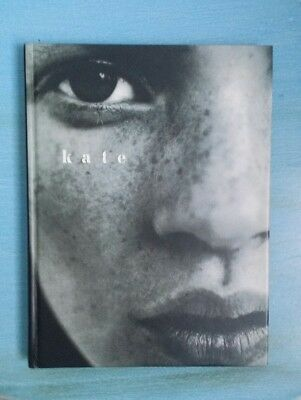 * Kate * (by Kate Moss) Buch * 1995 Hardcover * Topzustand ! Rar!!