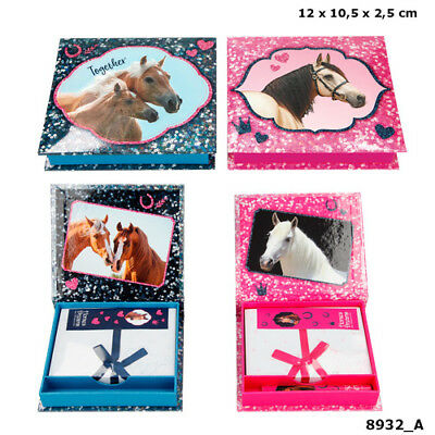 Neuf Horses Dreams Notelet Boîte
