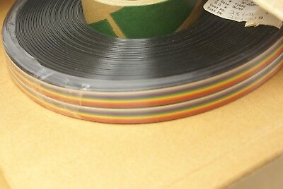 Amphenol Spectra Strip 135-2801-020 20 Conductors 28 Awg Flat Ribbon Cable