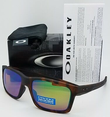 0d84aa286b NEW Oakley Mainlink Sunglasses Matte Prizm Shallow H2O Polarized water  9264-22