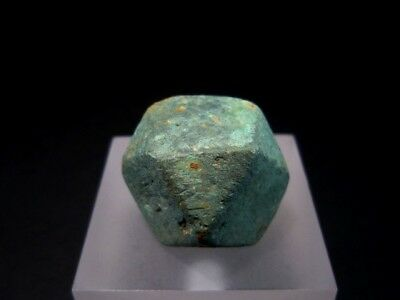 Late Roman, Early Byzantine Period Bronze Coin Weight +++Rare Octagonal Shape+++