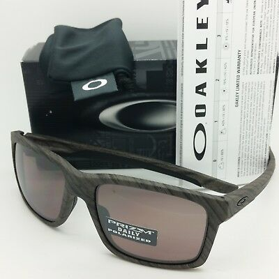 72f87776cbc NEW Oakley Mainlink Sunglasses Woodgrain Prizm Daily Polarized oo9264-19  GENUINE