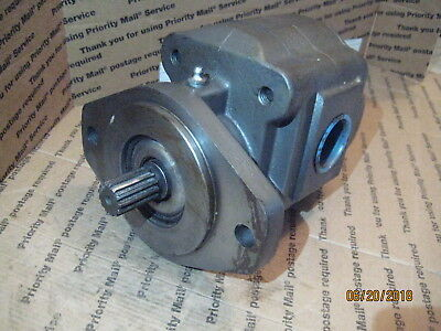 Free Priority Mail* New-Nos Schultz TA-1685-3-S Hydraulic Gear PTO Pump