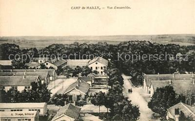 13103635 Camp de Mailly Vue densemble Mailly-le-Camp