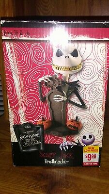 Neca Toys Head Knockers - The Nightmare Before Christmas - SCARY JACK