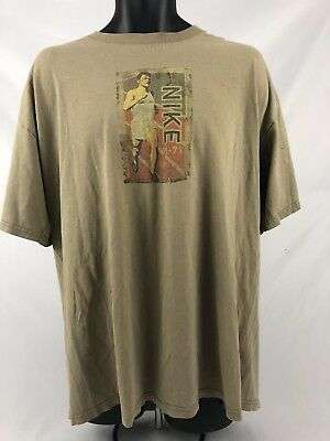 Mens Nike Vintage Xl Track And Field Shirt