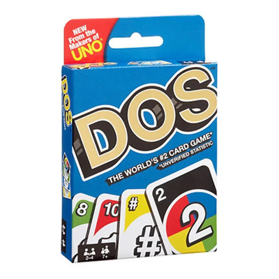 DOS Card Game NEW