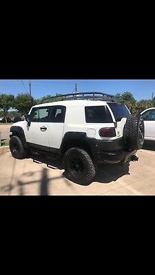 2008 Toyota FJ Cruiser Trail Teams 2008 Toyota FJ Cruiser 4x4 Trail Teams