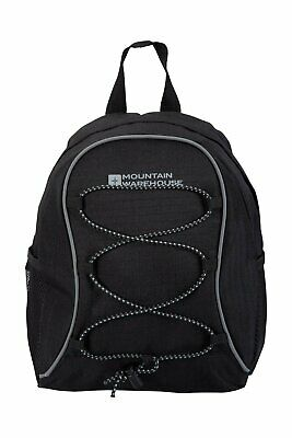 Mountain Warehouse Mini Rucksack with 2 Bottle Pockets and Ripstop Fabric - 6L