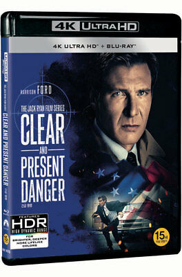 Clear And Present Danger (2018) 4K UHD + BD
