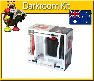AP Darkroom Laboratory Kit for Developing B&W Colour Negative Film and Paper