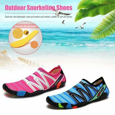 Diving Shoes Surfing Snorkeling Sock Sports Swimming Boots Outdoor Non-Slip 1Z