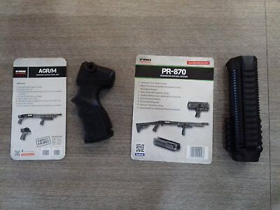 kit tattico calciatura fucile pompa Remington 870