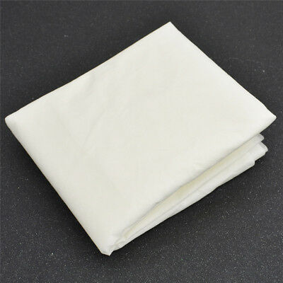 DIY White Iron On Sewing Embroidery Backing Water-soluble Handcraft Supplies