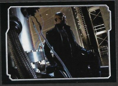MARVEL - THE AVENGERS - STICKER COLLECTION - No 19 - NICK FURY - By PANINI
