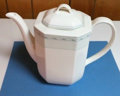 """Villeroy & Boch Coffee Pot with Lid- 8"""" high- Palace Heinrich"""