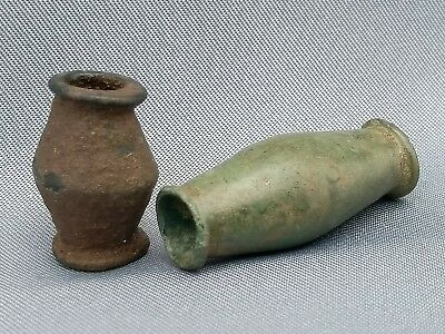 Two Bronze Age Beads from Germany