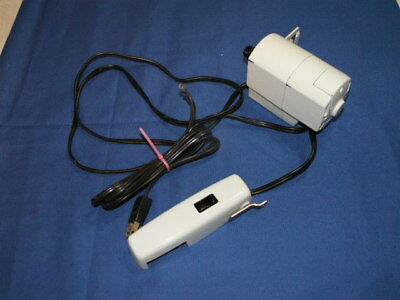 Singer Sewing Machine Motor & Light 120 Volt 1.0 Amp 240 250 280 Series & More