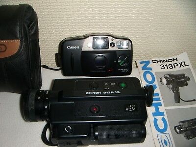 Camcorder Plus Camera