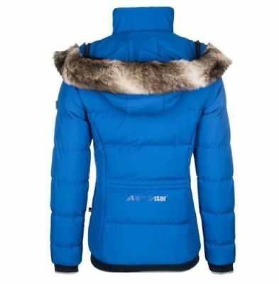 Damen Reitjacke euro-star FABI WINTER deep blue