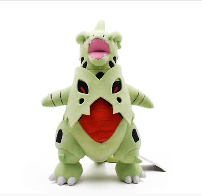 NEW Pokemon Tyranitar Plush Toy Stuffed Doll Figure Gift 12""