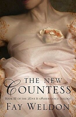 New, The New Countess (Love and Inheritance), Weldon, Fay, Book