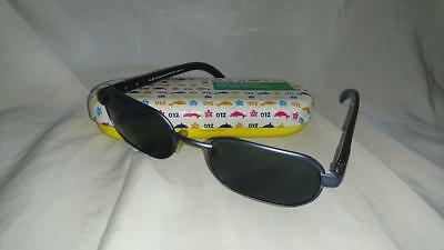 Original Luxus Designer United Colors of Beneton Kinder Brille Sonnenbrille Etui