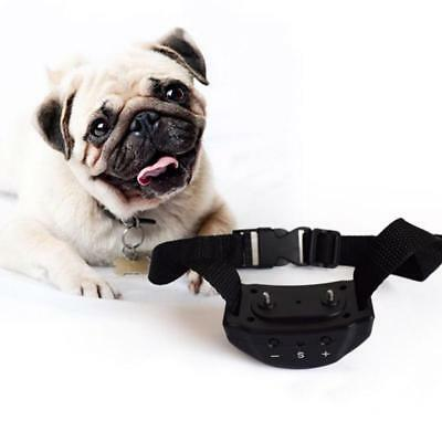 Training Dog Anti Bark Collar No Barking Remote Electric Shock Vibration Remote