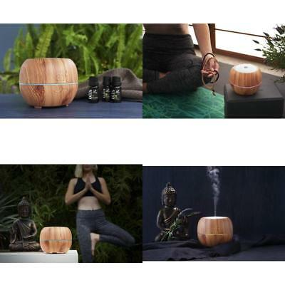 Essential Oil Aroma Diffuser Humidifier Ultrasonic Purifier Aromatherapy 150 ml