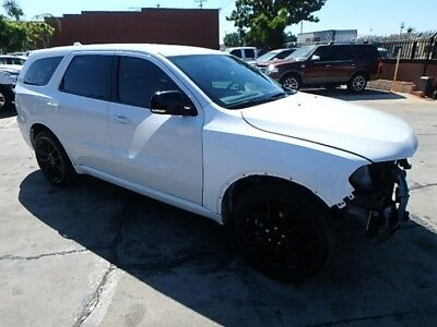 2017 Dodge Durango R/T 2017 Dodge Durango R/T Damaged Repairable! Fixer Project! Priced To Sell! L@@k!!