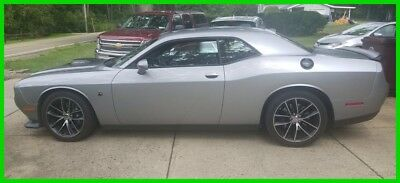 Dodge Challenger R/T Scat Pack 2016 Dodge Challenger R/T Scat Pack,6.4L V8 16V, Manual,Coupe,Garage Kept