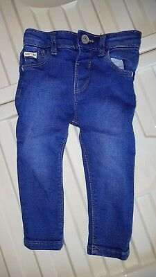 River Island Baby Skinny Jeans 9-12 Months