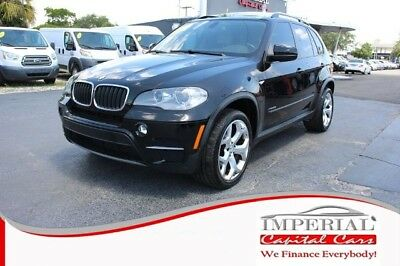 X5 xDrive35i Premium Sport Utility 4D BLACK BMW X5 with 95,847 Miles available now!