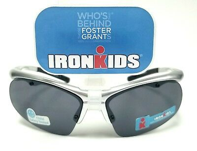 Boys Kids Ironman Foster Grant  Sunglasses 100% UVA And UVB Protection