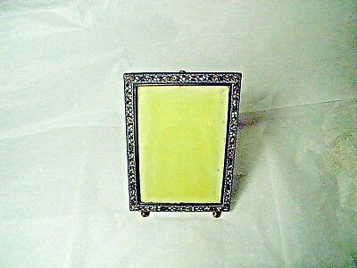 Antique Victorian Micro Mosaic Picture Frame
