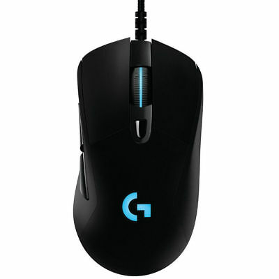 Logitech G403 Prodigy RGB Gaming Mouse – 16.8 Million Color Backlighting NEW