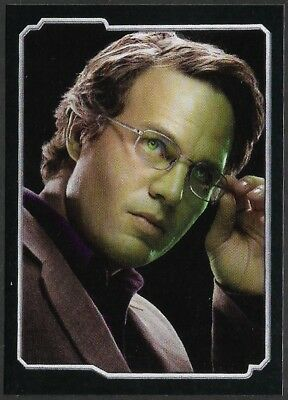 MARVEL - THE AVENGERS - STICKER COLLECTION - No 39 - BRUCE BANNER - By PANINI