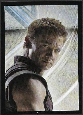 MARVEL - THE AVENGERS - STICKER COLLECTION - No 44 - HAWKEYE - By PANINI