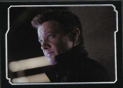 MARVEL - THE AVENGERS - STICKER COLLECTION - No 45 - HAWKEYE - By PANINI