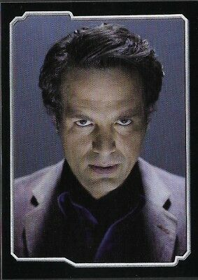 MARVEL - THE AVENGERS - STICKER COLLECTION - No 42 - BRUCE BANNER - By PANINI
